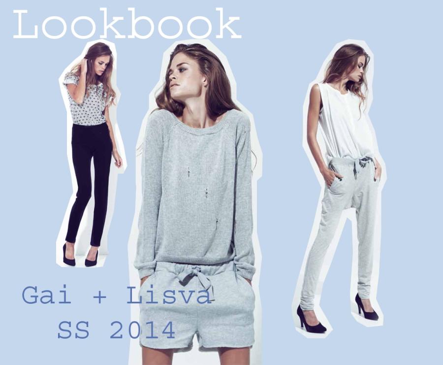 Titel_Gai + Lisva ss14_Lookbook