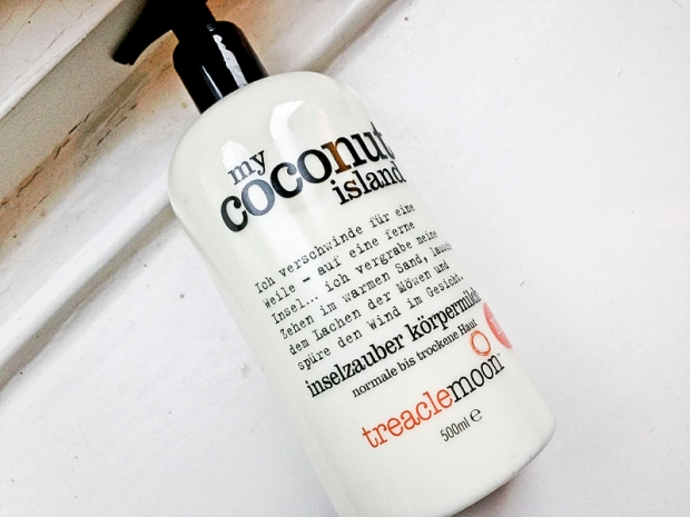 coconut island bodylotion