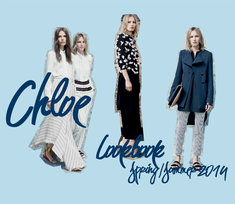 Chloe_Lookbook_SpringSummer2014_Titel