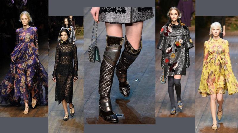 Dolce & Gabbana AW 14