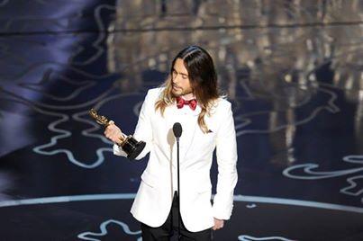 Jared Leto Oscars 2014