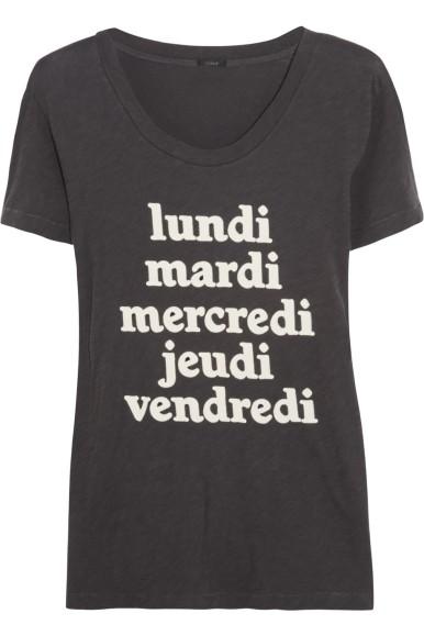 T-Shirt von J. Brand
