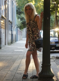 Outfit-Post: A dress made for summer // das Isabel Marant Kleid