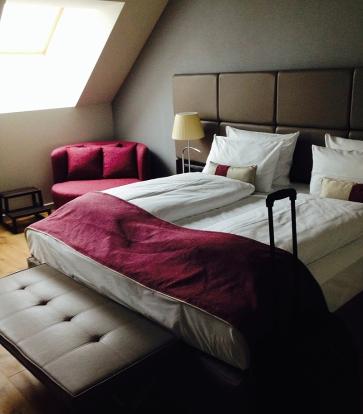 Zimmer im Wyndham Grand