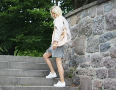 Outfit-Post: White Sneaker
